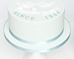 Caroline Goulding Anniversary Cake
