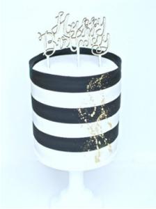 Caroline Goulding Happy Birthday Cake
