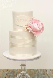 Caroline Goulding Rose Birthday Cake