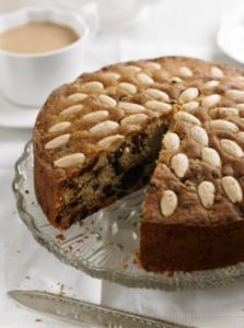 Classic Dundee Cake